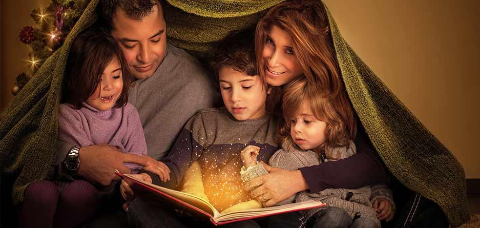 11 سرگرمی شبانه خانوادگی