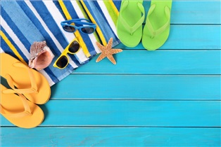 فهرست آرزوها برای تابستانی لذت بخش