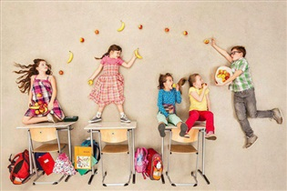 عادت به سبزیجات از کودکی