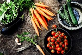 برنامه غذایی روزانه برای گیاهخواران؛ روشی برای لاغری و جوانی؟/ قسمت اول