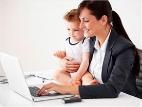 مادران شاغل و روشهای تعادل بین کار و خانواده