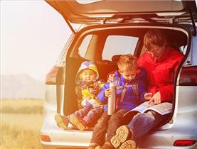 راهکارهایی برای داشتن یک سفر دلچسب با کودکان