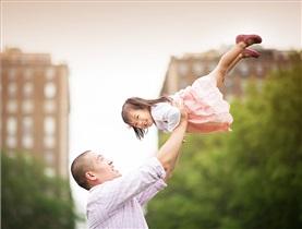 روز پدر در همه دنیا، روز پدر است!